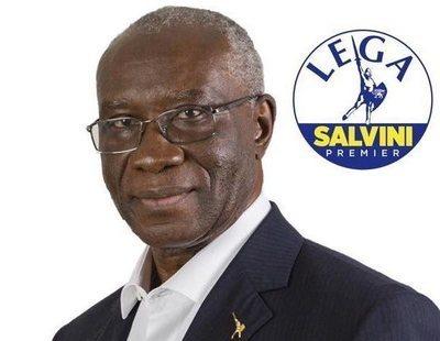 El primer senador negro de la historia de Italia pertenece al partido racista Liga Norte