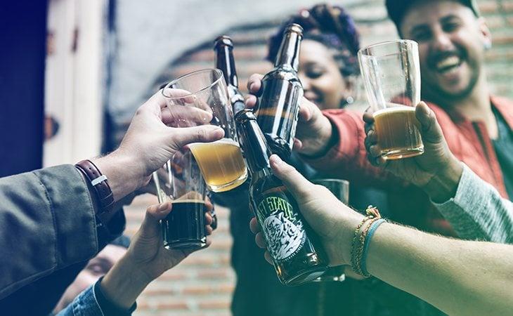 El consumo de alcohol perjudica más a la memoria