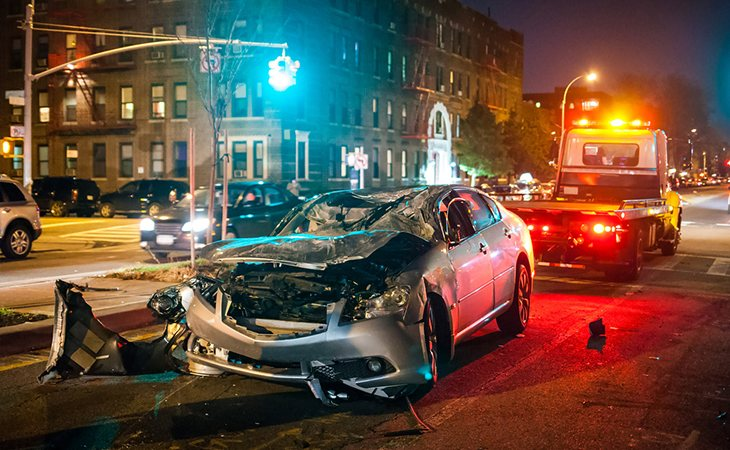 El alcohol aumenta los riegos de accidentes de tráfico