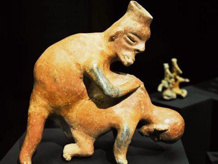 Figura sexual delperiodo prehispánico