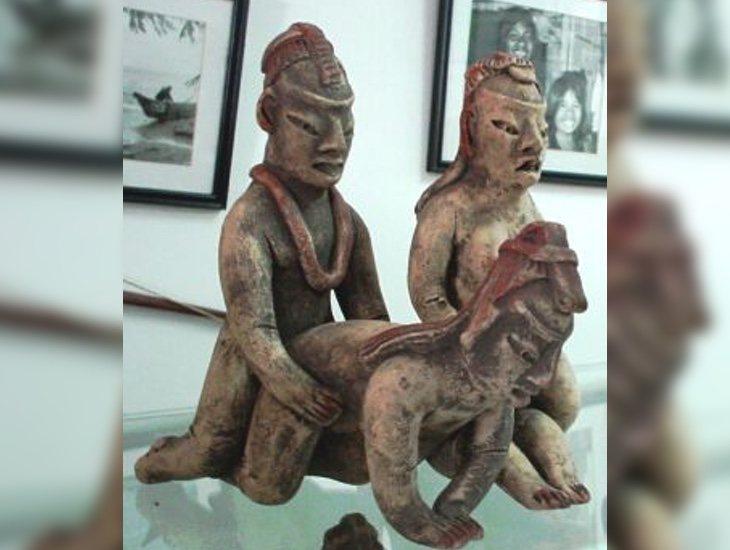 La prehistoria y el sexo