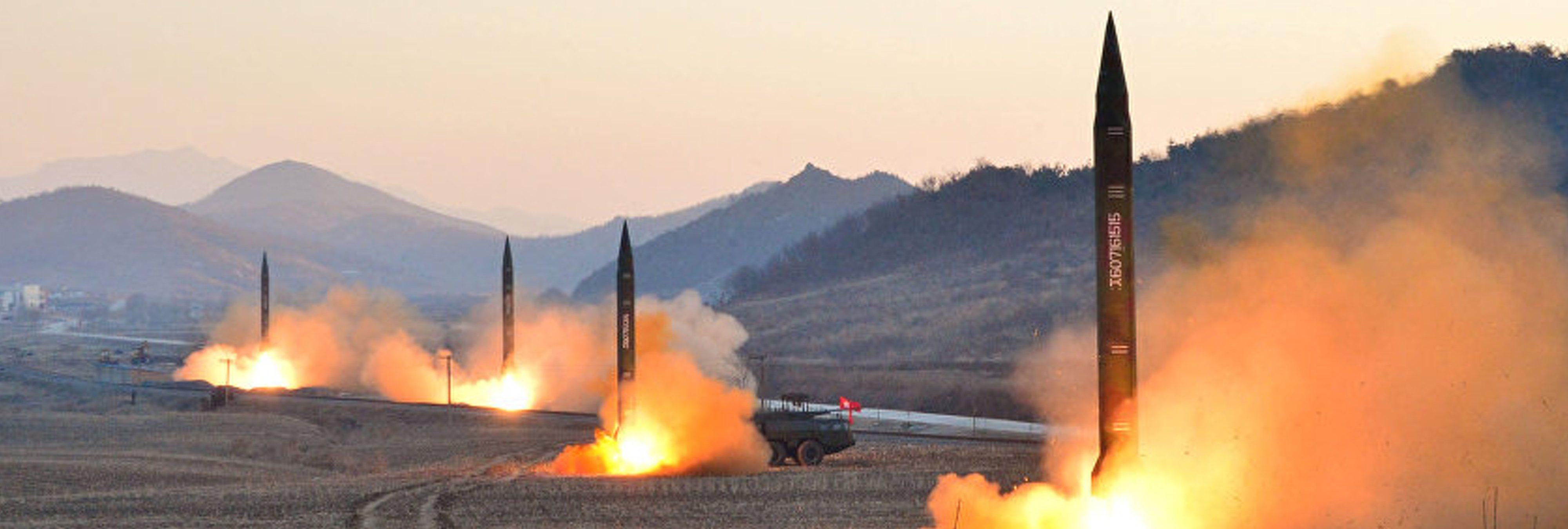 Trump se reunirá en mayo con el líder de Corea del Norte para debatir la crisis nuclear