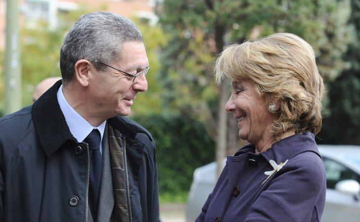 Aguirre y Gallardón ganaron las elecciones de 2007