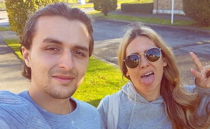 Dalas vive con su novia en Irlanda