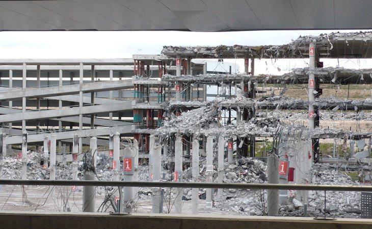 Los atentados en la T4 devolvieron una fotografía que todos los españoles querían olvidar