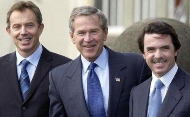 La fotografía del trío de las Azores supuso la maldición del PP