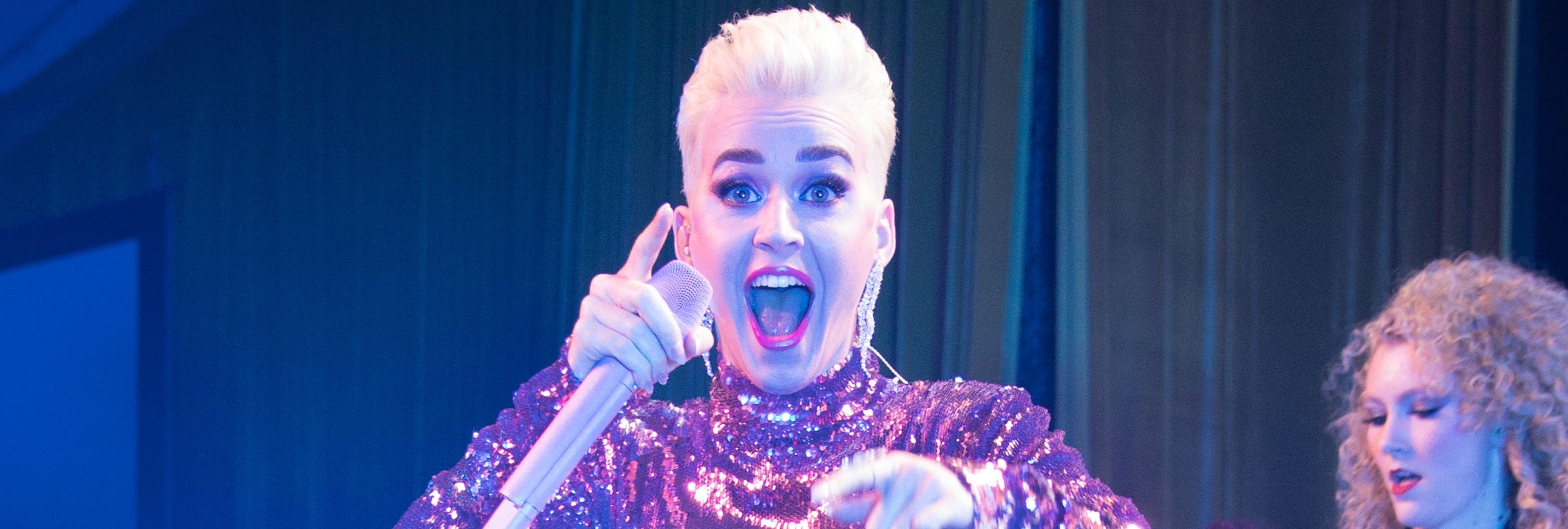 Muere una monja durante un juicio contra Katy Perry
