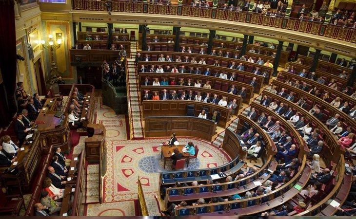 La aprobación de esta ley depende del Congreso de los Diputados