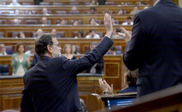 PP, PSOE y C's han sacado adelante la medida