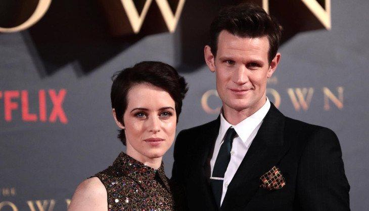 Matt Smith cobraba más que Claire Foy pese a no ser el protagonista