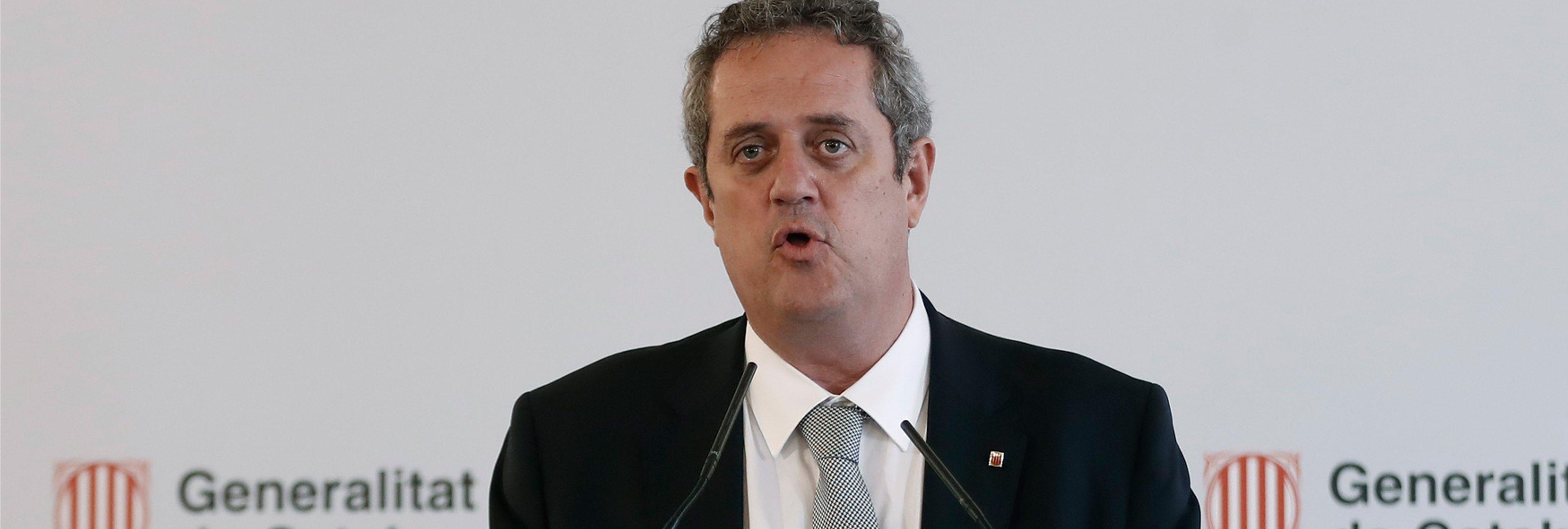 Joaquim Forn contrae la bacteria de la tuberculosis en la cárcel de Estremera