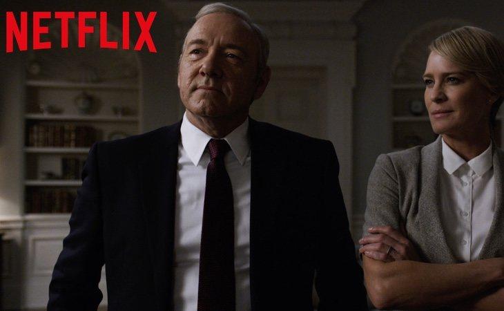 'House of Cards' fue el primer éxito propio que cosechó Netflix