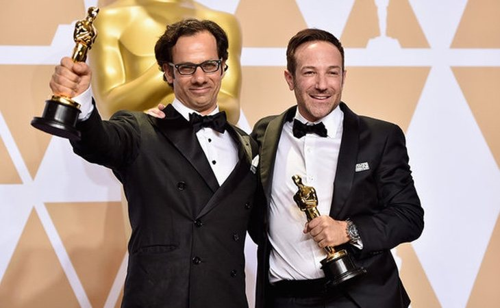 Bryan Fogler y Dan Cogar, responsables de 'Ícaro'