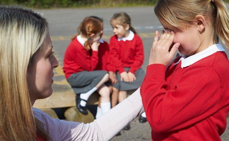 Los niños no suelen hacer bullying por este motivo