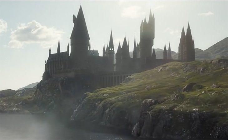 Bienvenidos de nuevo a Hogwarts