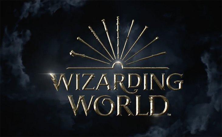¿A qué se refieren con Wizarding World?
