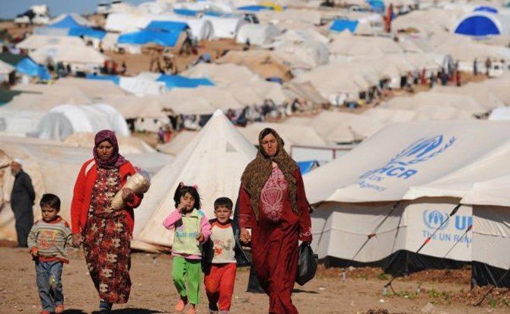 Millones de personas vivien en condición de refugiadas por conflictos armados