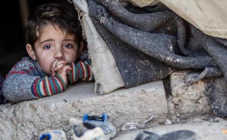 El 40% de las personas que necesitan ayuda humanitaria son menores de edad