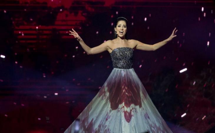 El vestido, una sorpresa más en la apuesta estonia