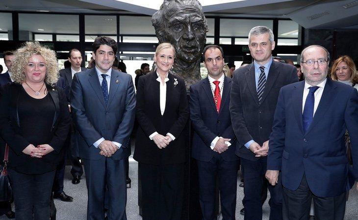 El rector de la URJC cumplió en febrero su primer aniversario al frente de la universidad