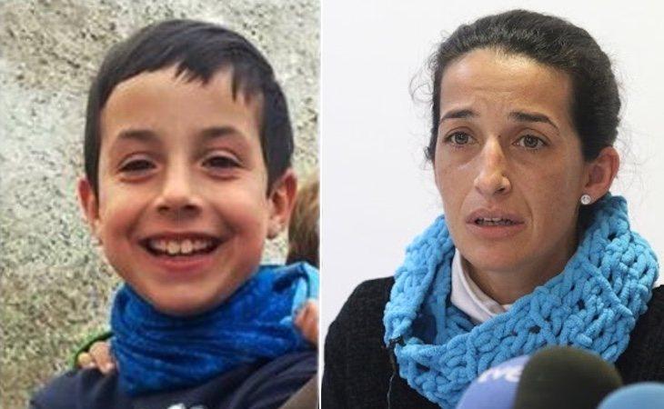 Patricia vivía con Gabriel en un piso y su madre le echaba una mano con el pequeño