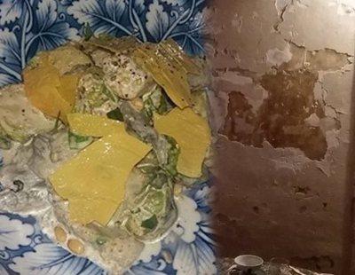 C.A.M: el restaurante de los horrores deluxe en el que te limpias con Kleenex