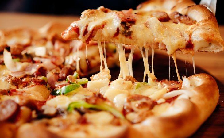 La pizza, una motivadora inesperada