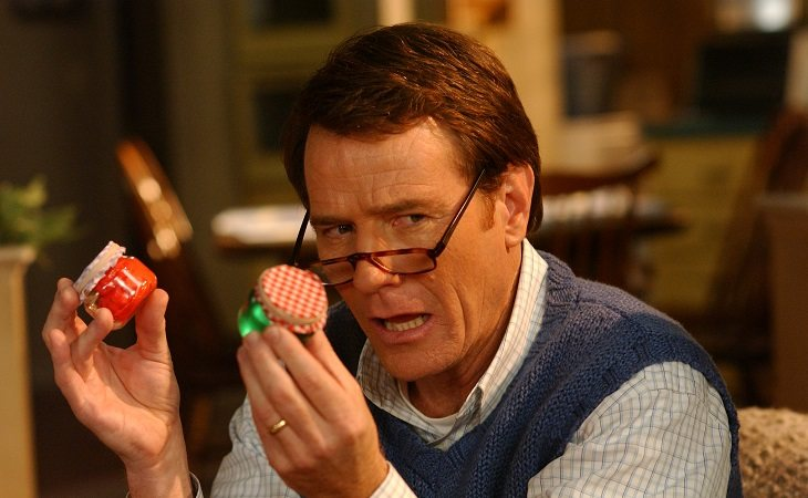 Bryan Cranston fue Hal en 'Malcolm in the Middle'