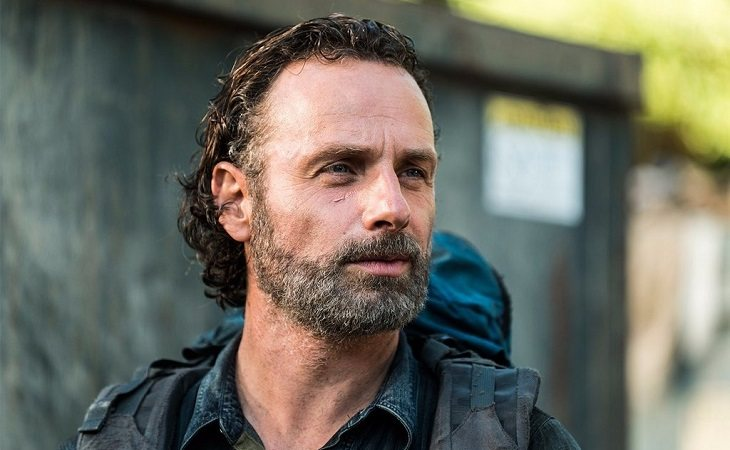 Andrew Lincoln es el encargado de interpretar a Rick Grimes en 'The Walking Dead'