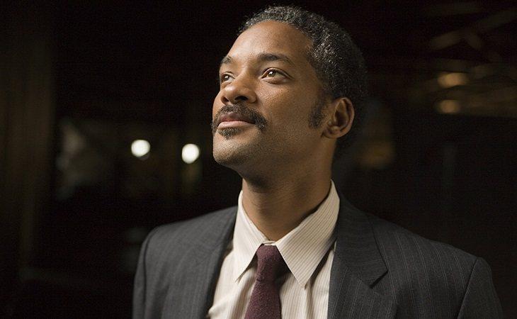 Will Smith en 'En busca de la felicidad'