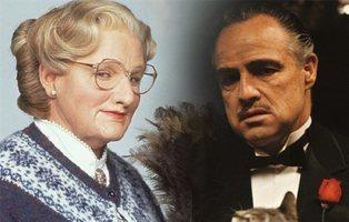 De Vito Corleone a la Señora Doubtfire: los 10 mejores padres del cine