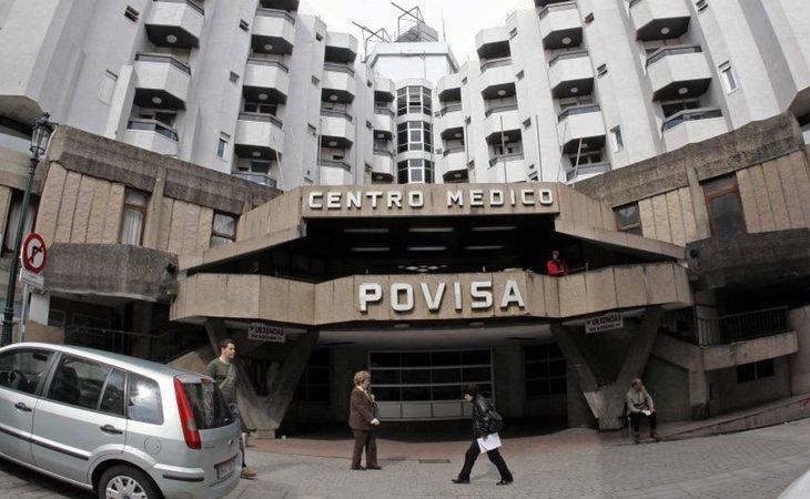 Hospital de Povisa en Vigo. /Foto:Laor.R.Villar