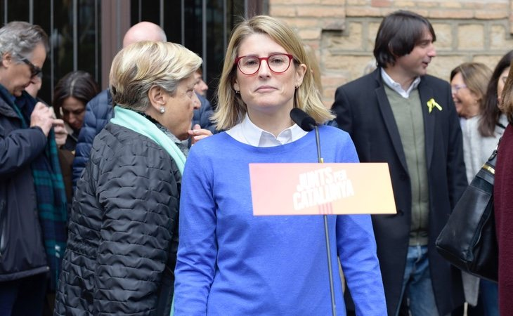 Elsa Artadi vuelve como principal candidata a dirigir la Generalitat