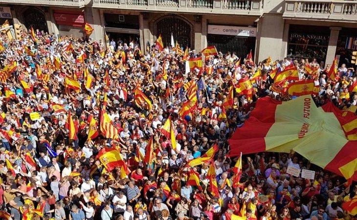 El constitucionalismo ha ganado una fuerte capacidad de movilización