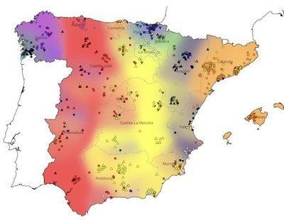 Los gallegos son los más árabes de toda España: así es el mapa de nuestra genética