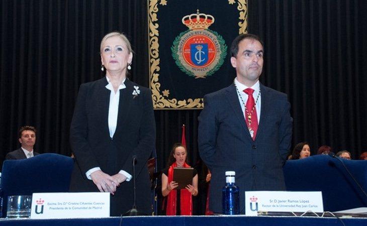 La Comunidad de Madrid financia con 120 millones anuales a la URJC