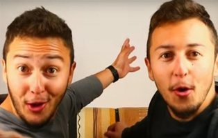 Mateo y Lucas, los primeros gemelos transexuales españoles, todo un fenómeno en redes sociales