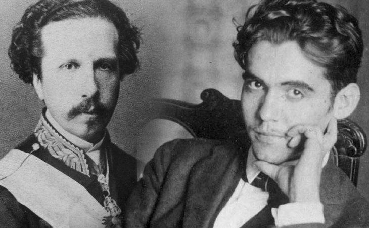 Francisco de Asís y Federico García Lorca, grandes maricones de antaño