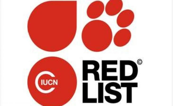 Logo de la Lista Roja
