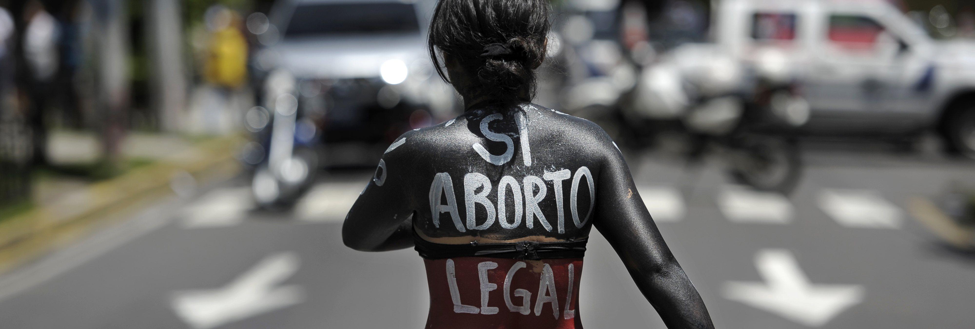 Un estudio demuestra que las mujeres recurren menos al aborto cuando este es legal