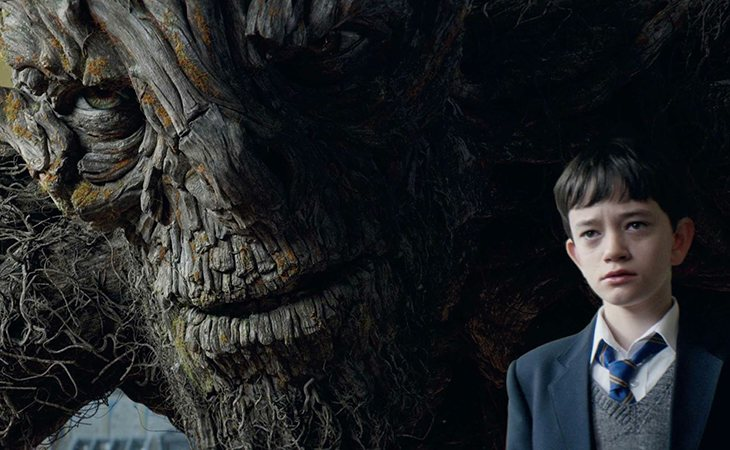 'Un monstruo viene a verme', de Juan Antonio Bayona, contó con presupuesto estadounidense y español