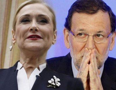 """Gran preocupación en el PP por Cifuentes: """"si cae la presidenta no aguantamos más"""""""