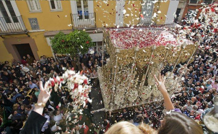 Andalucía podrá vivir su característica Semana Santa con el mejor tiempo