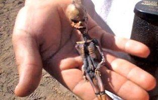 La verdad sobre el presunto cadáver de un alienígena encontrado hace 15 años en Chile