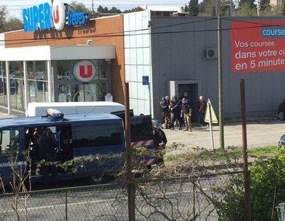 Al menos dos muertos en un atentado del Daesh contra un supermercado del sur de Francia