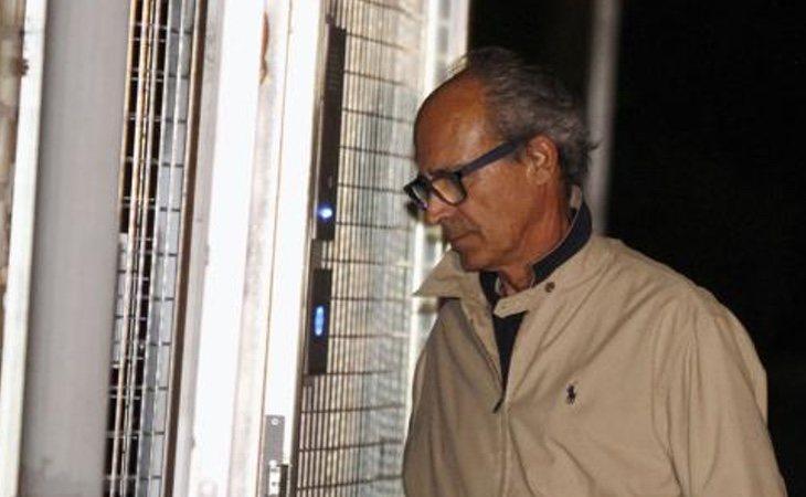 Edmundo ha abandona la prisión tras pagar la fianza