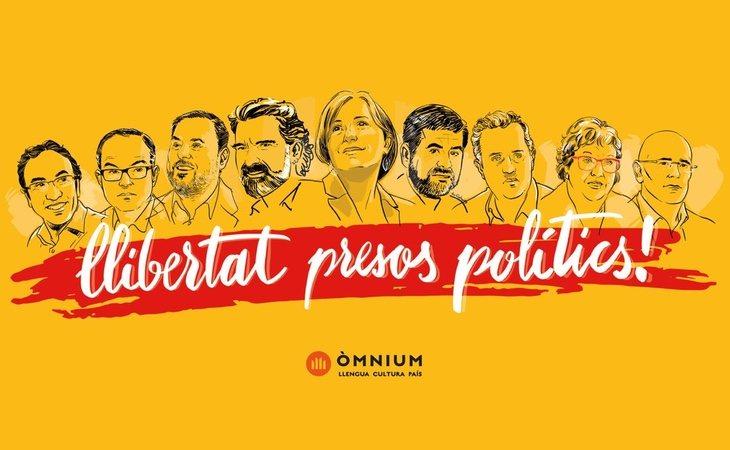 El independentismo ya ha iniciado toda una oleada de movilizaciones para dar respuesta a la decisión de la Justicia
