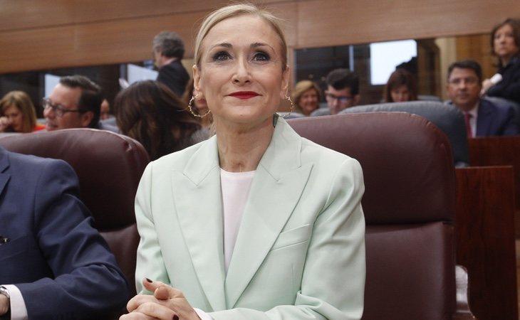 Cristina Cifuentes no ha presentado todavía la documentación sobre el máster que cursó