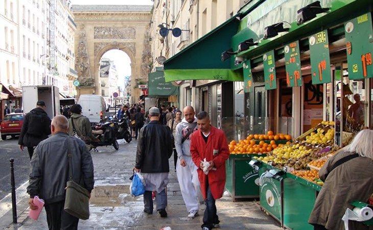 París ha mantenido barrios exclusivos para cada cultura, lo que no permite el intercambio