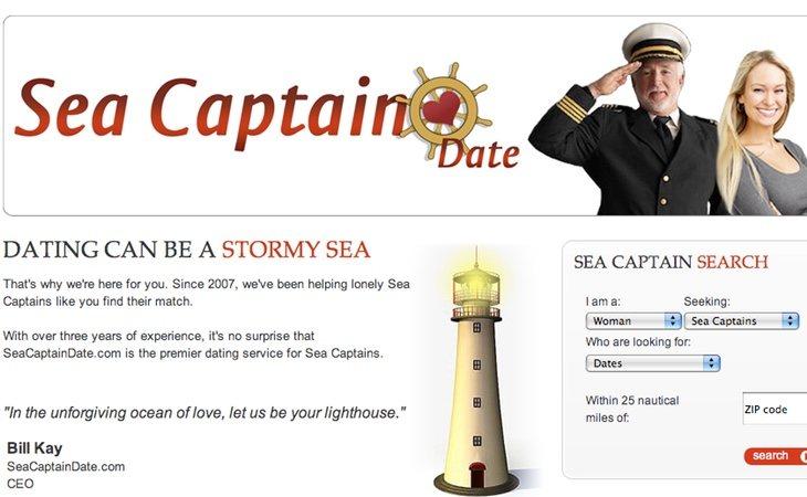 Oh capitán, mi capitán